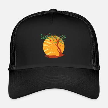 Autumn Autumn time Autumn Autumn beginning - Trucker Cap