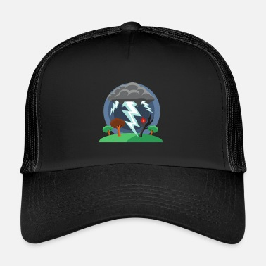 Severe Weather Bad weather - Trucker Cap