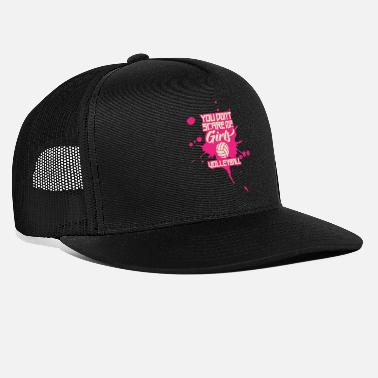 Beachvolleyball Regalo ragazza pallavolo - Cappello trucker
