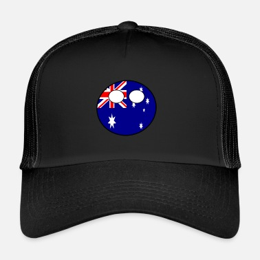 Country Country bal Country bal Country geboorteland Australië - Trucker Cap