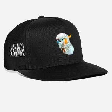 Bird Cage Cockatoo bird - Trucker Cap