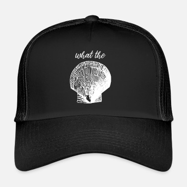 Sex On The Beach What The Shell - Mermaid - Trucker Cap