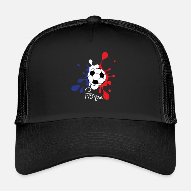 Monde Football - France Coupe du Monde Coupe du Monde WC - Trucker Cap