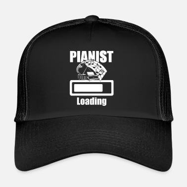 Invitation Pianist invites - Trucker Cap