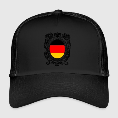 Germany Flag Germany flag Germany flag - Trucker Cap
