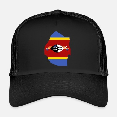 Swaziland swaziland collection - Trucker Cap