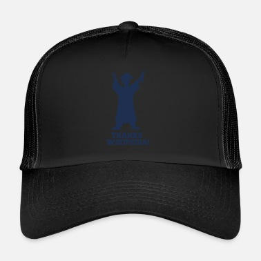 c8e3991778f High School   Graduation  Thanks Wiki.pedia! - Trucker Cap