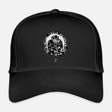 Lykkeamulet Kvæle i Lapis Cave - The Keepers of Orbis - Trucker Cap