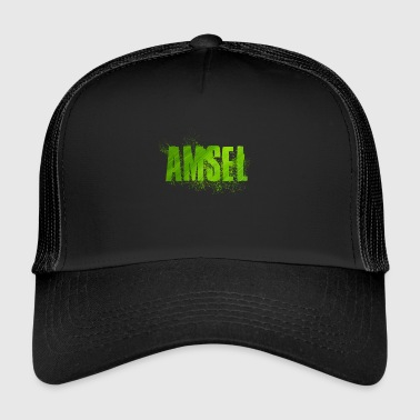 Super Amsel - Trucker Cap