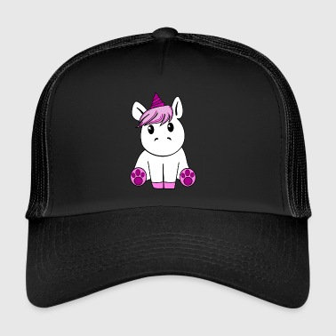 Unicorn unicorn - Trucker Cap