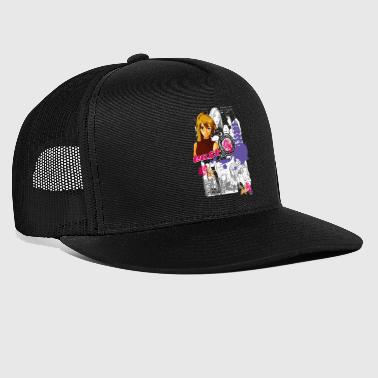 ANIME - Trucker Cap
