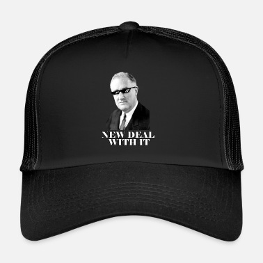 Franklin New Deal With It - Trucker Cap