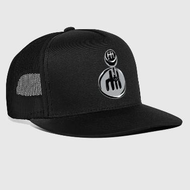 Gear shift - sport automobile - Trucker Cap