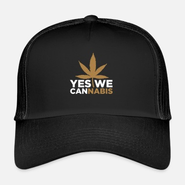 Yes Yes We Cannabis! - Trucker Cap