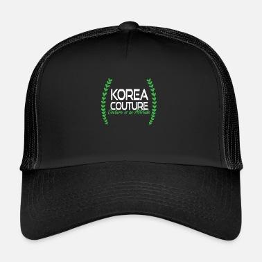 Couture Korea Couture - Couture is an Attitude - Trucker Cap a3c6d899cb3