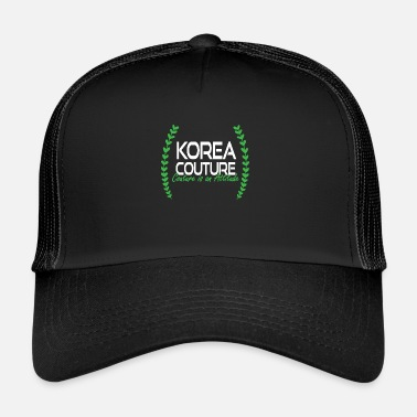 Couture Korea Couture - Couture is een houding - Trucker Cap