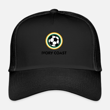 Ivory Coast Ivory Coast Football - Trucker Cap