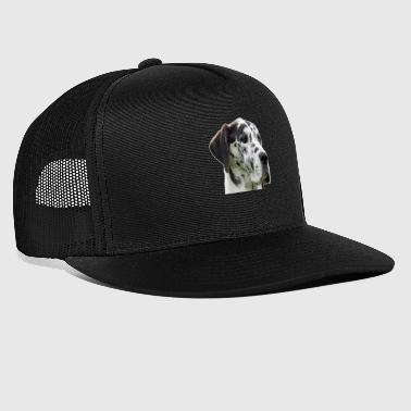 Deense dog manor - Trucker Cap