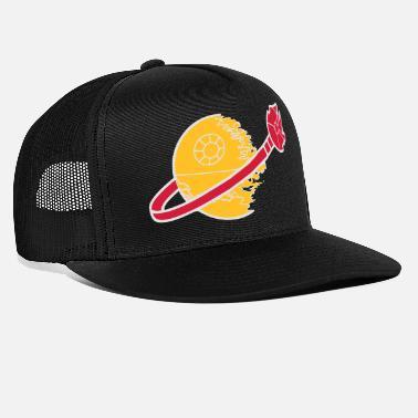 space - Trucker Cap