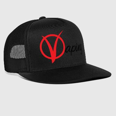 vaping - Trucker Cap