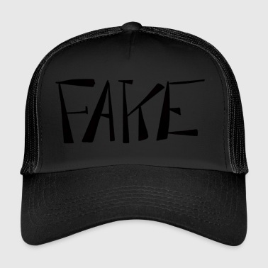 FAKE - Trucker Cap