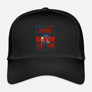 Training Boxing Training - Trucker Cap