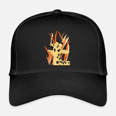 Savane Savane de girafe unique - Trucker Cap