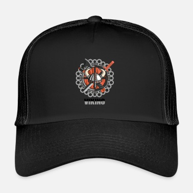Viking Viking è come - Trucker Cap