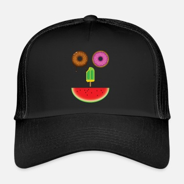 Sweet face food - Trucker Cap
