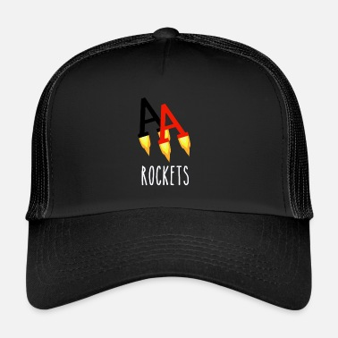 Poker Poker Rockets - Trucker Cap