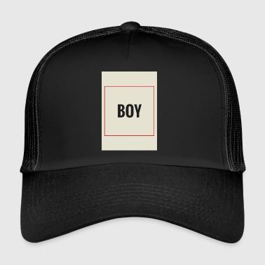 BOY - Trucker Cap