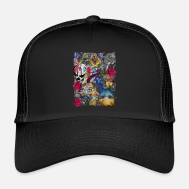 Pop Art Pop Art - Trucker Cap