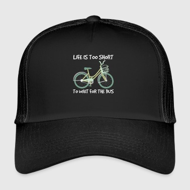 Bicycle environment - Trucker Cap