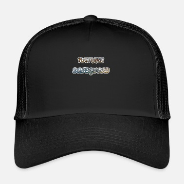 Enviromental nature protection - Trucker Cap