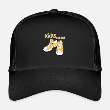 Loop kicks loops - Trucker Cap