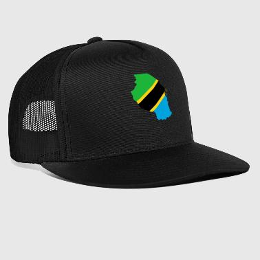 collection tanzanie - Trucker Cap