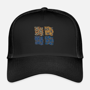 Abstraction abstraction - Trucker Cap