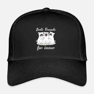 Best Friends BEST FRIENDS BEST FRIENDS - Trucker Cap