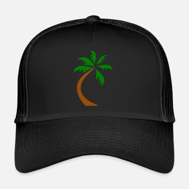 Crook Crooked palm - Trucker Cap