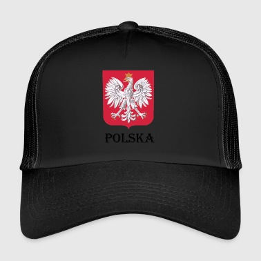 Armoiries polonaises - Trucker Cap