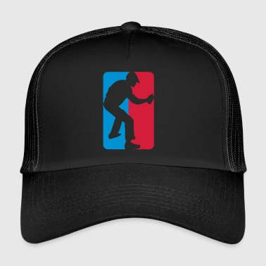 Premier Premier Ligue Graffiti - Trucker Cap