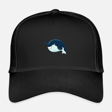 Narwhal narwhal - Trucker Cap