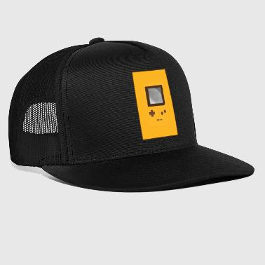 Game Boy Nostalgia - Laurids B Design - Trucker Cap