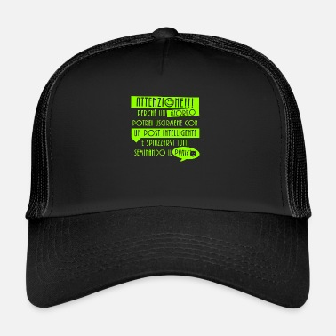 Post Un post intelligente - Trucker Cap