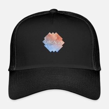 Chicago Chicago - Cappello trucker