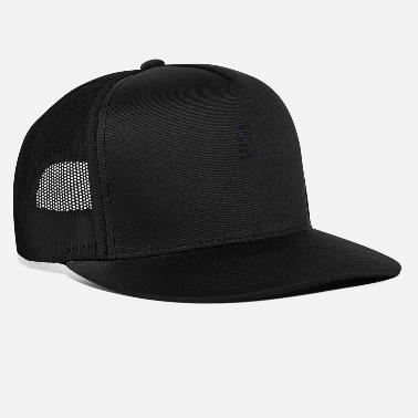 Hustle HUSTLE - Cappello trucker