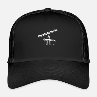 Awesome awesomeness - Trucker Cap