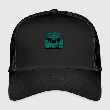 Majorca beach - Trucker Cap