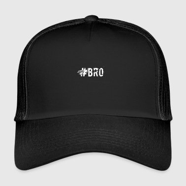 Big Bro #Bro - Trucker Cap