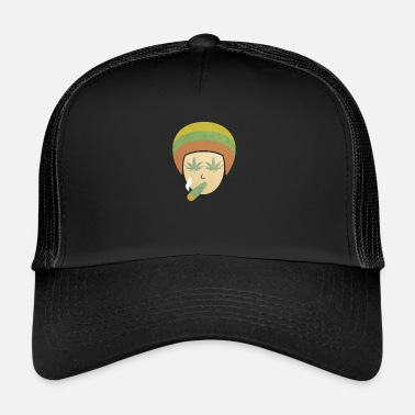 Smoking smoking - Trucker Cap